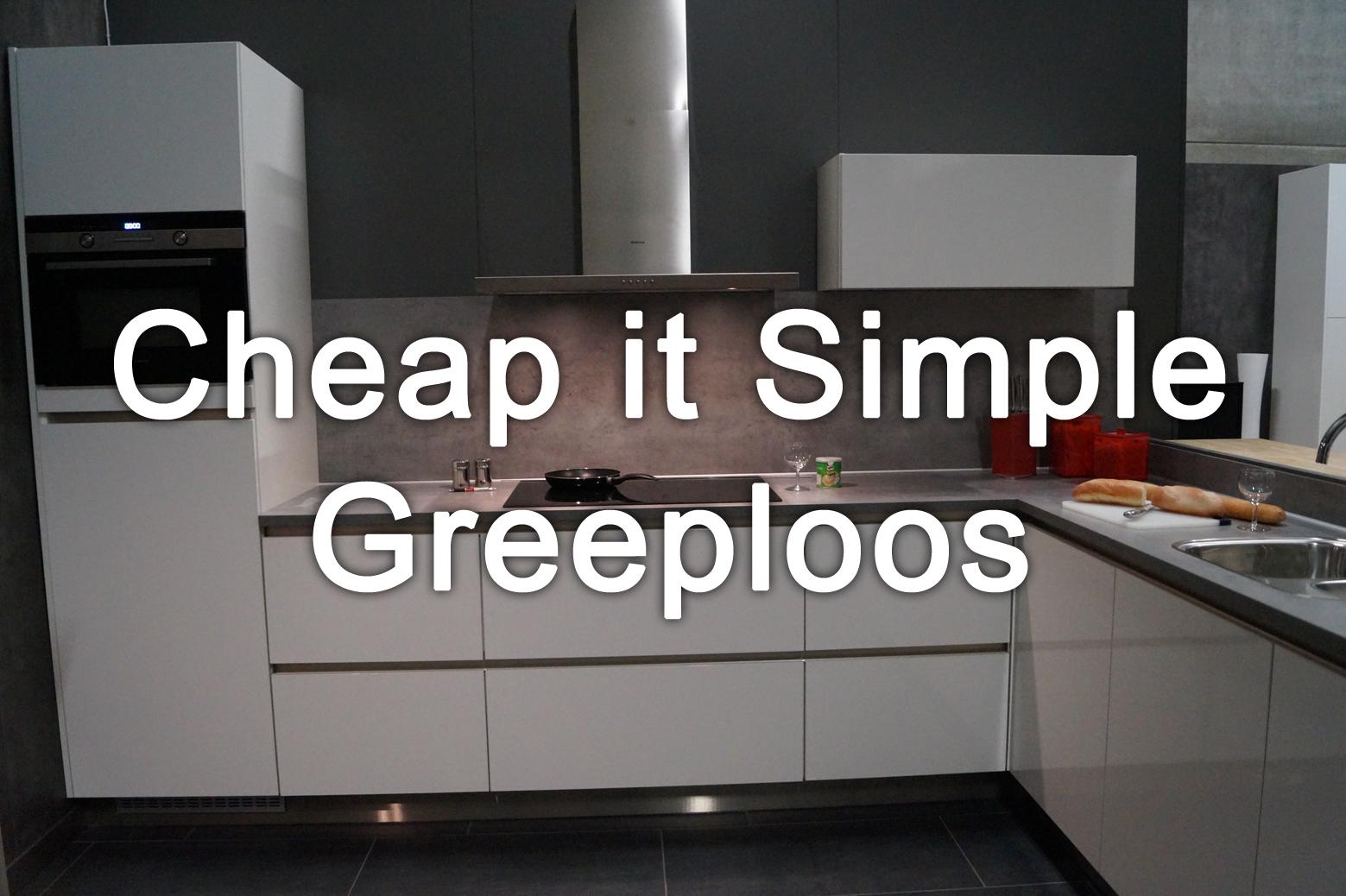 Cheap it simple